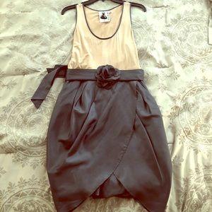 Flirty fun Twelve x Twelve dress - removable sash
